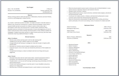 7 best images about resumes on exle of