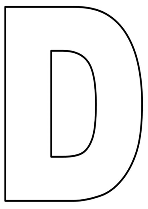 25 melhores ideias sobre letras grandes para imprimir no letras grandes moldes