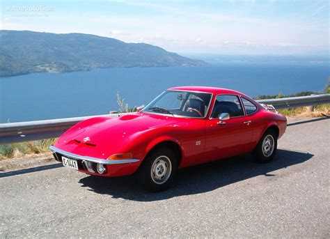 Opel Cars 1970 by 1970 Opel Gt Information And Photos Momentcar
