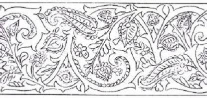 contoh gambar ukiran  kayu