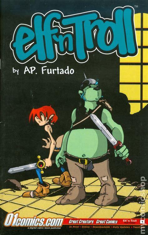 elf  troll  comic books