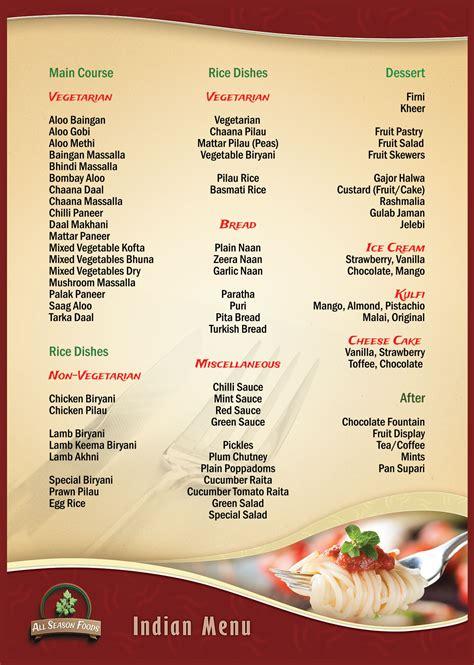cuisine menu list south indian food menu list foodfash co