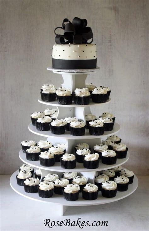 cupcake cake brides weddings    wedding
