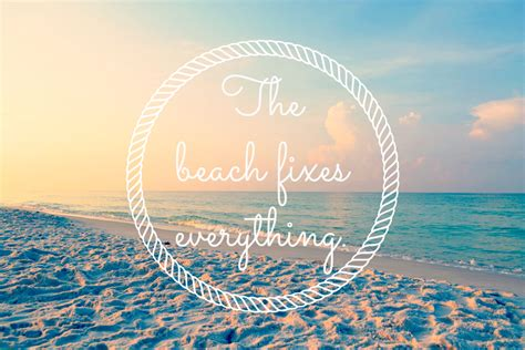 Beach Life Quotes Tumblr Quotesta