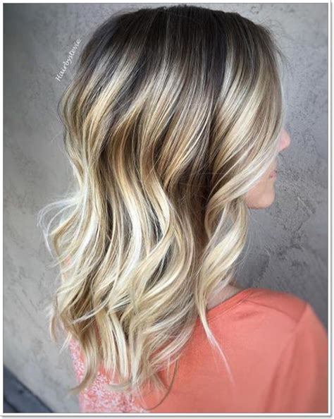 Brown Hair With Yellow Highlights by 145 Amazing Brown Hair With Highlights