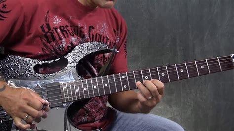 GuitarZoom - Steve Stine's Guitar Solos Made Easy [Tutorial, ENG] - VSTorrent