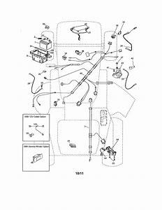 Craftsman Gt5000 Parts Wiring Diagram