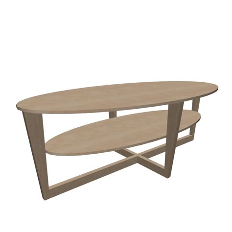 ikea cofee table vejmon coffee table birch veneer design and decorate your room in 3d