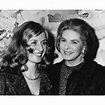 Ingrid Bergman With Her Daughter Pia Lindstrom Daly ...