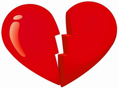 Broken Heart Transparent Clipart Valentine Cartoon Clip