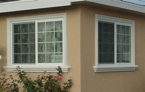 Exterior Window Sill Design by Window Sills Advanced Foam Inc Home Exterior Ideas