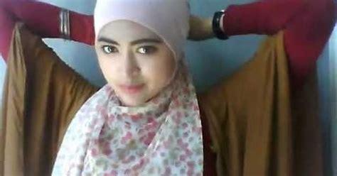 natasha farani hijab tutorial  memakai hijab