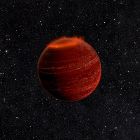 This Is The Most Massive And Purest Brown Dwarf Ever ...