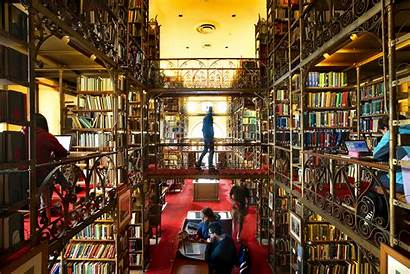 Library Cornell Uris Cool Libraries Books Olin