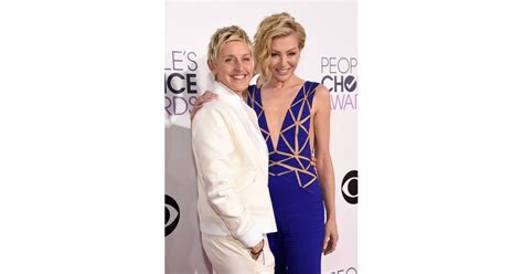 Ellen DeGeneres was 50 years old when she wed her longtime ...