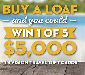 Buy A Loaf Travel Contest