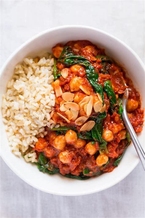 vegan dinner recipes easy healthy plant based