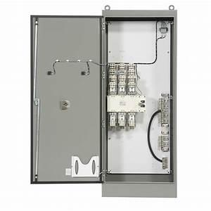 Generator Tap Box Wall Mount