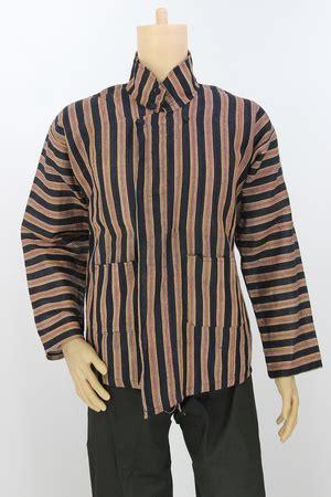 jual surjan lurik baju khas baju tradisional jawa