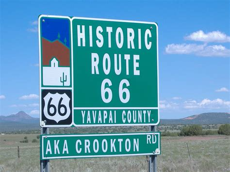 File Route66 Sign Jpg File Route 66 Road Signal Jpg Wikimedia Commons