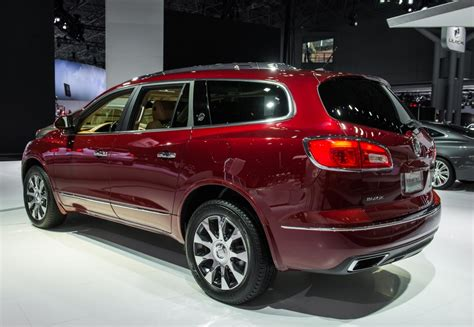 2017 Cars Coming Out by 2017 Buick Enclave Reviews And Specs 2019 2020 Cars