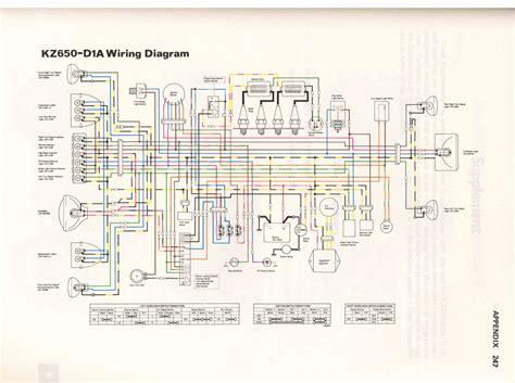 2008 Bmw K Motorcycle Wiring Diagram by Kz650 Wiring Mystery Kzrider Forum Kzrider Kz Z1 Z