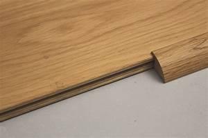Barre De Seuil Autocollante : barre de seuil 27 x 35 mm ch ne massif parquets de 22 mm ~ Premium-room.com Idées de Décoration