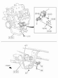 Isuzu Npr Foot  Engine  Eng  Sfi