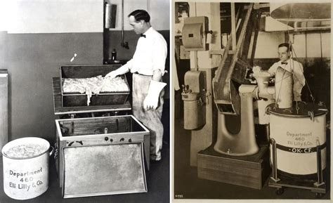 Two tons of pig parts: Making insulin in the 1920s ...
