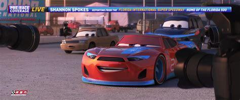 ryan  laney character  cars  pixar
