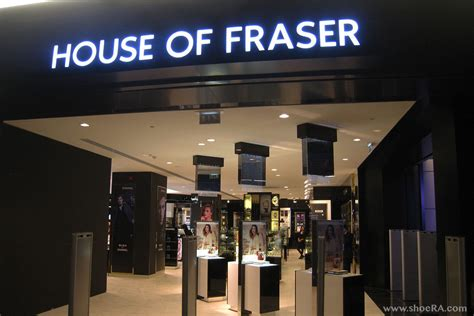 New Shopping Destination House Of Fraser Opens In Abu