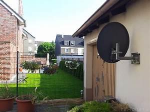 Sat Schüssel Installieren : sat sch ssel halterung wand home image ideen ~ Frokenaadalensverden.com Haus und Dekorationen