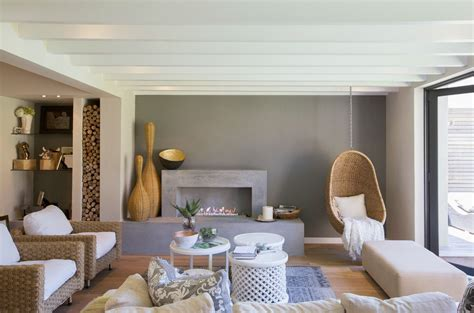 Neutral Green Living Room by How To Decorate With Neutrals