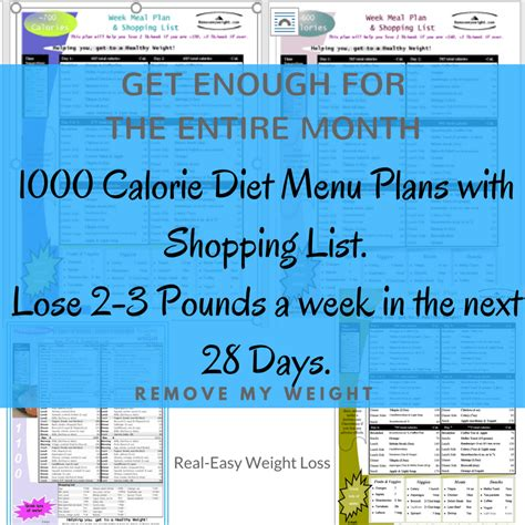 1000 kalorien diät bulk weight loss menu plans plus bounses menu plan for