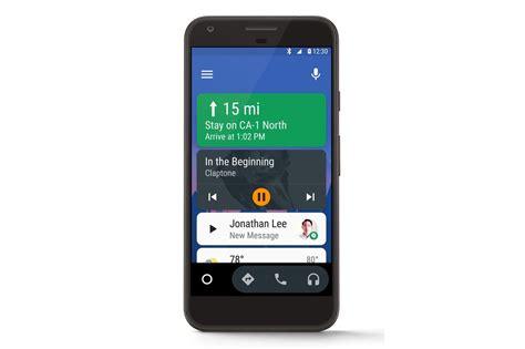 Android Auto Bientôt Directement Affiché Sur Le Smartphone