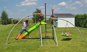 Jeux Exterieur Enfant 2 Ans : jeux plein air d 39 ext rieur 12 mod les craquants pour enfants c t maison ~ Dallasstarsshop.com Idées de Décoration