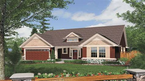 craftsman home plans one craftsman style exterior one craftsman