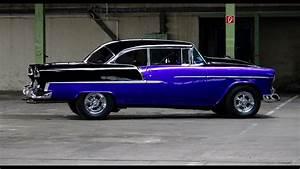 1955 Chevrolet Bel Air - Pro Street - Stroke