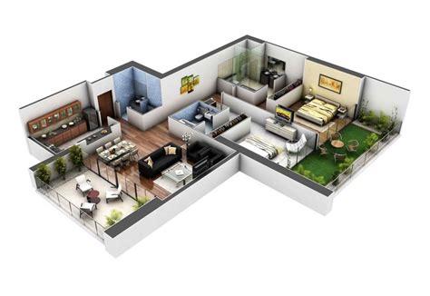 in apartment plans 2010 cs 2bhk 01 jpg 4000 2756 houses apartments