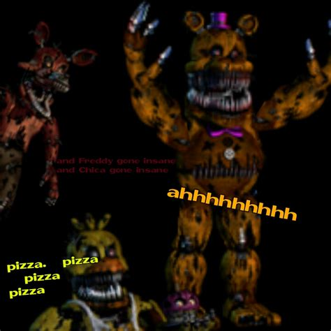 Wallpaper Not Scary by How To Make Fnaf 4 Not Scary By Fnaf Fan12334 On Deviantart