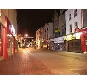 Chatham High Street At Night &169 David Anstiss Cc By Sa/2