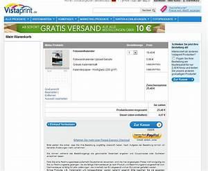 Vistaprint Rechnung : der vistaprint fotokalender im test ~ Themetempest.com Abrechnung