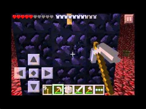 Glowstone L Minecraft Pe by Minecraft Pe Let S Play Episode 10 Melons Quartz