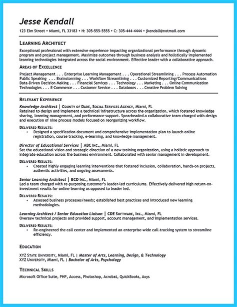 outstanding data architect resume sle collections