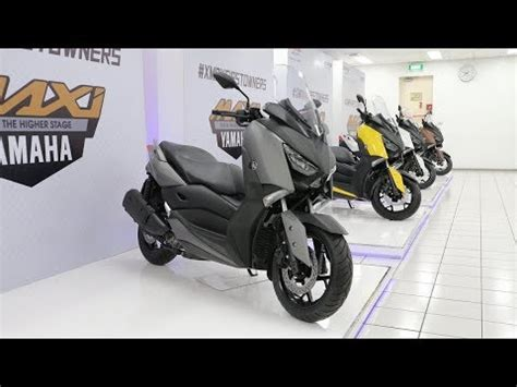 Yamaha Xmax 2019 by 2019 Yamaha Xmax Specifications Model Review
