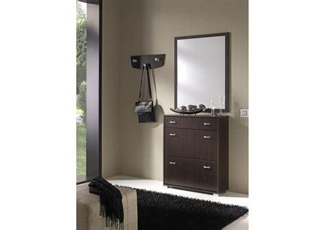 meuble a chaussures avec miroir acheter votre meubles 224 chaussures avec miroir et pat 232 re chez simeuble