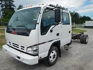 2007 Gmc W4500  Isuzu Npr 4 Door Truck Used