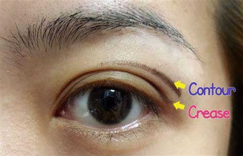 crease  contour eyeshadow asian eyes  caucasian eyes