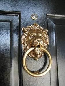 Contemporary, Door, Knockers