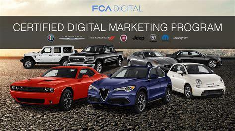 certified digital marketing course dealer eprocess fca certified digital ad provider